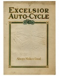 1913 Excelsior Auto-Cycle Brochure