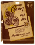 [Indian] [1944-1948] Indian Parts Catalog 1944-1948 - 74, Sidecar, and Sidevan