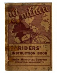 [Indian] [1946] Indian Riders Instruction Book - 1946