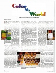 [Indian] [1946-1953] Color My World - Indian Original Paint Colors (from Summer 2007 issue of AMCA Mag., pp. 58-59)