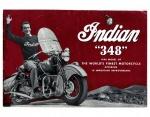 "[Indian] [1948] Indian ""348"" Brochure - 1948"