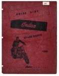 [Indian] [1948] Price List Indian Spare Parts - 1948