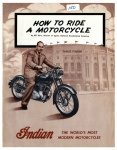 [Indian] [1949] How to Ride a Motorcycle - Indian Motorcycles