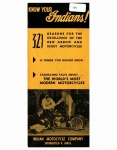 [Indian] [1949] Know Your Indians - 32 Things to Know About Your Arrow and Scout