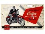 [Indian] [1950] Indian 1950 Models Brochure