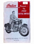 Indian Royal Enfield (Brochure)