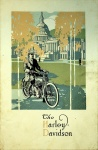 1912 Harley-Davidson Sales Brochure