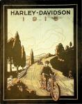 Harley-Davidson 1915 Sales Brochure