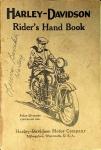 Harley-Davidson Riders Handbook (1924)