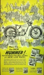 "Harley-Davidson ""Here It Is.  the New Hummer"" pamphlet"