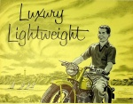 """Harley-Davidson """"Luxury Lightweight"""""""
