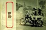 Harley-Davidson Rider Hand Book Sprint (1968)