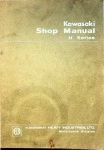 Kawasaki 1968-1971 H Series Shop Manual