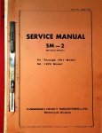 Kawasaki Service Manual SM-2 Revised Edition
