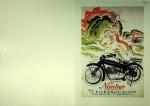 Nimbus 1924 Bi-fold Card (Couple)