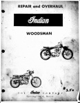 Repair and Overhaul Indian Woodsman (1955 - 1960)