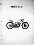 Yamaha 1966 TD1-B Parts List