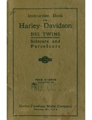Harley-Davidson Big Twins Sidecars and Parcelcars