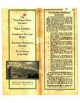 Excelsior-Henderson Brochure - 1925