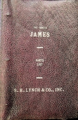 The Famous James Parts List 1947