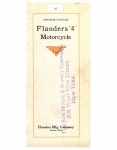 "Advance Catalog Flanders ""4"" Motorcycle - 1910"