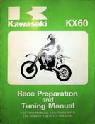 1985 Kawasaki KX60 Race Preparation and Tuning Manual