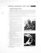 Repair Manual for the Maicoletta