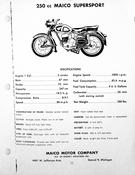 250cc Maico Supersport
