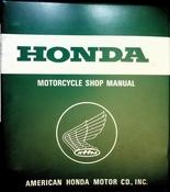 1969-1978 Honda CB750 Shop Manual