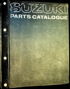 1966 Suzuki T20 Parts Catalog
